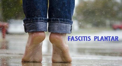 Fascitis plantar. Causas y tratamiento.